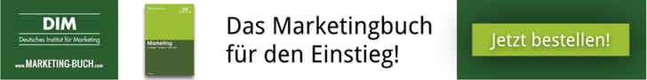 Marketing Buch Bernecker